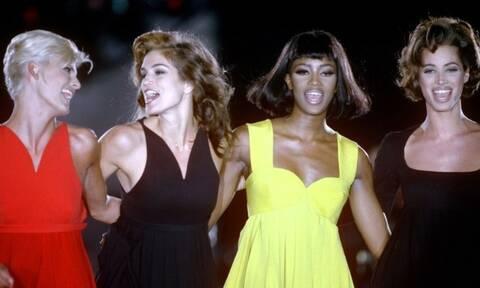 Σειρά ντοκιμαντέρ για τα supermodels της δεκαετίας του 1990
