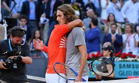 Τσιτσιπάς-Τζόκοβιτς: Μια μονομαχία... αποθέωση του τένις!