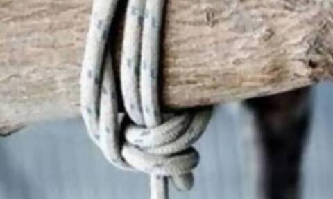 Ηράκλειο: Τον βρήκαν κρεμασμένο σε πυλωτή πολυκατοικίας