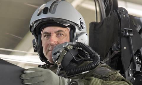 Πολεμική Αεροπορία: Πέταξε με Rafale o Αρχηγός ΓΕΑ – Οι εικονικές αερομαχίες και το οπλικό σύστημα
