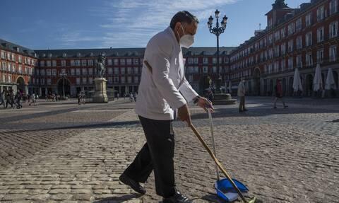 Ισπανία - κορονοϊός: Η κυβέρνηση κήρυξε κατάσταση συναγερμού στην περιφέρεια της Μαδρίτης