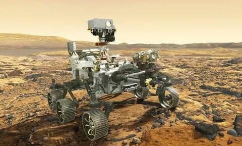 Αυτό είναι το ρομπότ της NASA που θα ψάξει για ζωή στον Άρη