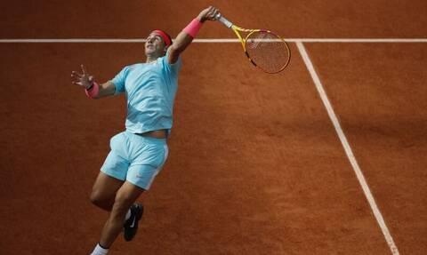 Roland Garros: Στον τελικό ο «βασιλιάς» Ναδάλ (videos)