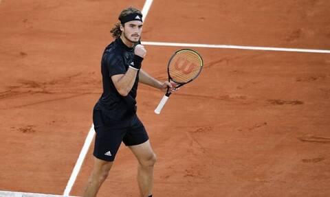 Τσιτσιπάς – Τζόκοβιτς: Η ώρα και το κανάλι του ημιτελικού στο Roland Garros