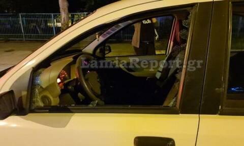 Λαμία: Ρομά επιτέθηκαν με ρόπαλα σε διερχόμενα αυτοκίνητα (vid)