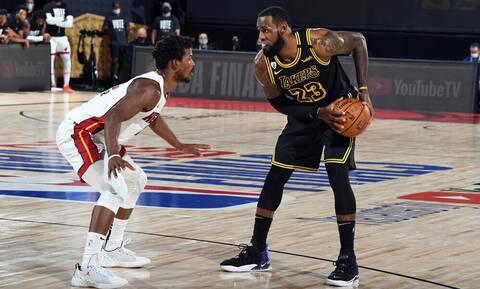 NBA: «Καίνε» ακόμα οι Χιτ μείωσαν 3-2 τους τελικούς (pics+vids)