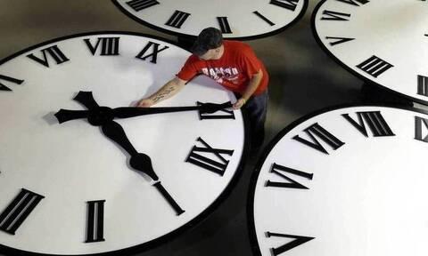 Αλλαγή ώρας 2020: Προσοχή - Πότε γυρίζουμε τα ρολόγια μας μία ώρα πίσω