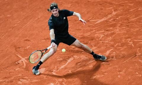 Τσιτσιπάς: Το πρώτο του μήνυμα μετά τον τρομερό ημιτελικό στο Roland Garros (pics)