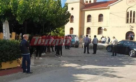 Αχαΐα: Θλίψη και πόνος στην κηδεία του 9χρονου που πέθανε στο σχολείο