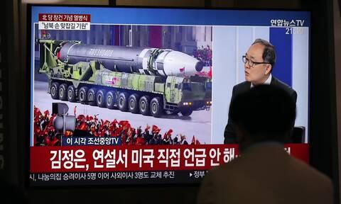 Βόρεια Κορέα: Προβληματισμός στις ΗΠΑ για τον υπερ-πύραυλο του Κιμ Γιονγκ Ουν