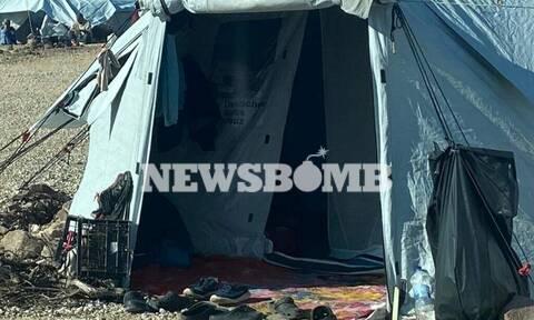 Άμεση αποκατάσταση των ζημιών στο Καρά Τεπέ μετά την κακοκαιρία
