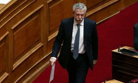 Κοντονής για ΣΥΡΙΖΑ: Με «πυροβολούν» αντί να αναλάβουν την πολιτική ευθύνη