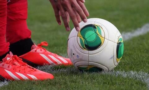 Παίκτης κατέρρευσε στο γήπεδο, «πάγωσαν» στην Αιτωλοακαρνανία (photos+video)