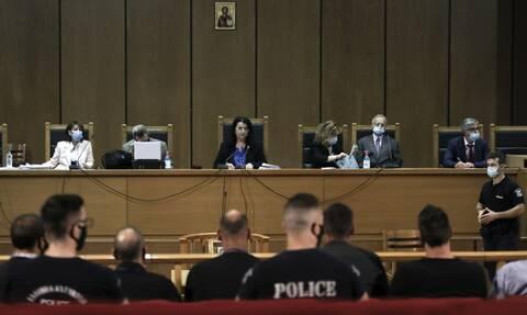 Δίκη Χρυσής Αυγής: Παρών τη Δευτέρα ο Γιάννης Λαγός – Καλεί σε συγκέντρωση στο Εφετείο