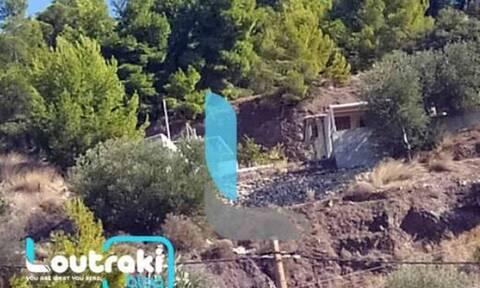 Άγριο έγκλημα στο Λουτράκι: Νεκροί 45χρονη και ένας άνδρας