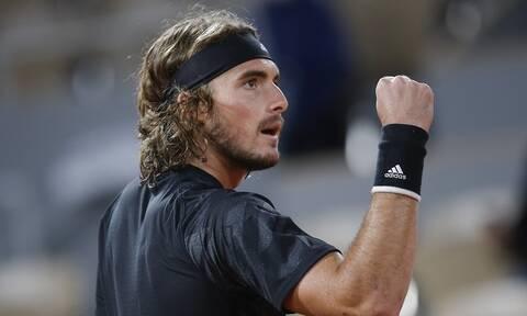 Στέφανος Τσιτσιπάς: Ανεβαίνει στην παγκόσμια κατάταξη μετά το Roland Garros!