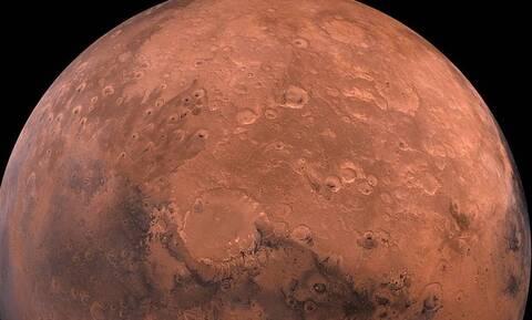 Ο φωτεινότερος και μεγαλύτερος πλανήτης Άρης ως το 2035