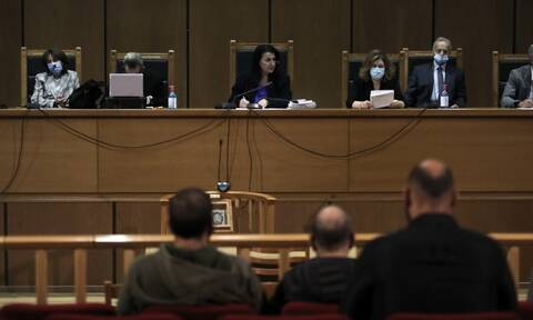 Δίκη Χρυσής Αυγής: Σήμερα η απόφαση του δικαστηρίου για τα ελαφρυντικά