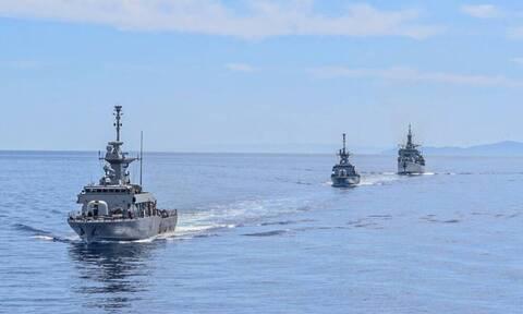 «Θερμό επεισόδιο» στο Καστελόριζο μεταξύ τουρκικών και ελληνικών σκαφών