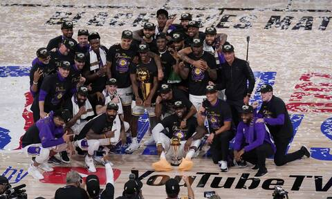 NBA: Πρωταθλητές οι Λέικερς – Στο θρόνο του ο «βασιλιάς» ΛεΜπρόν (videos)
