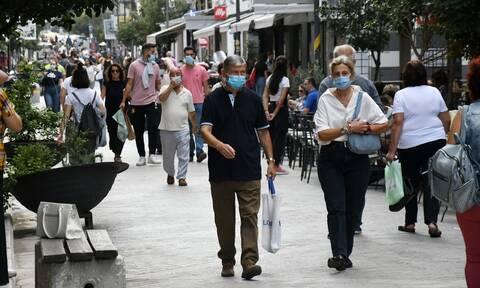 Κορονοϊός: Aλλαγές στα μέτρα προστασίας - Τι ισχύει από σήμερα σε όλη την Ελλάδα