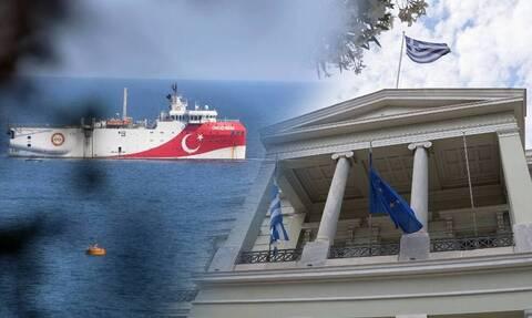 Οργισμένη αντίδραση ΥΠΕΞ για τη νέα NAVTEX της Τουρκίας: Η Ελλάδα δεν εκβιάζεται