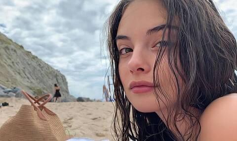 Η 16χρονη κόρη της Μόνικα Μπελούτσι έγινε... εξώφυλλο!