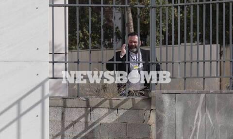 Δίκη Χρυσής Αυγής - Ποινές: Εξαίρεση του δικαστηρίου ζήτησε ο Λαγός – Διακοπή για μισή ώρα