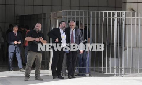 Δίκη Χρυσής Αυγής: Ο Λαγός ζήτησε την εξαίρεση όλης της έδρας πλην της εισαγγελέως