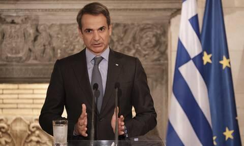 Πέτσας: Ο Μητσοτάκης θα θέσει τις προκλήσεις με το Oruc Reis στην Σύνοδο Κορυφής