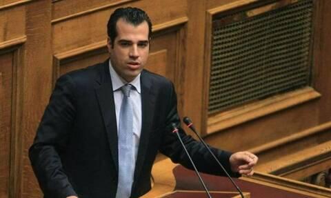 Θάνος Πλεύρης στο Newsbomb.gr για τον πατέρα του: «Παίρνω αποστάσεις από το αίτημα εξαίρεσης»