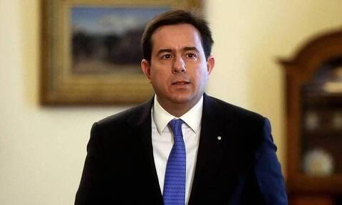 10 χρόνια Newsbomb.gr: Οι ευχές του Υπουργού Μετανάστευσης και Ασύλου, Νότη Μηταράκη