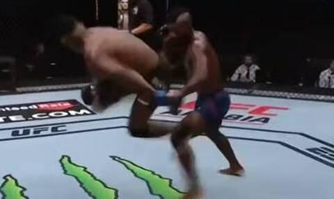 Αυτό είναι το πιο... απίστευτο νοκ άουτ στην ιστορία του UFC! (video)