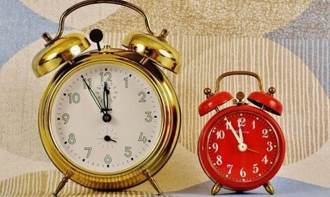 Πότε αλλάζει η ώρα - Όσα πρέπει να γνωρίζετε