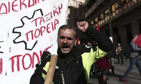 Απεργία: 24ωρο λουκέτο στο Δημόσιο - Ποιοι συμμετέχουν, ποια Μέσα Μεταφοράς τραβούν χειρόφρενο