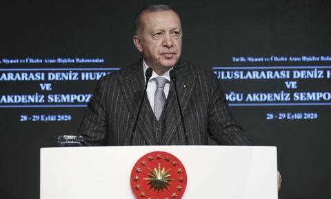 Oruc Reis: Ζητά και τα «ρέστα» ο Ερντογάν - «Η Ελλάδα αυξάνει τις εντάσεις»