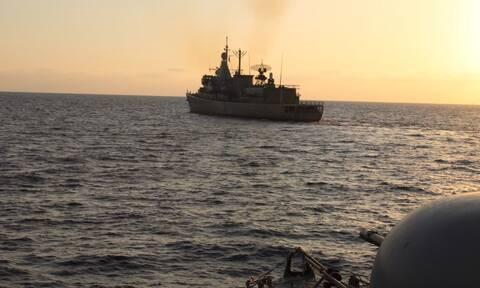 Ελληνοτουρκικά: Ναυτικό και Αεροπορία σε συναγερμό για το Oruc Reis - Σε επιφυλακή και ο Στρατός