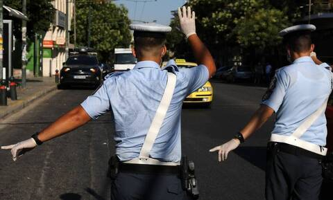 Δίκη Χρυσής Αυγής: Κυκλοφοριακές ρυθμίσεις και σήμερα Τρίτη στην περιοχή του Εφετείου