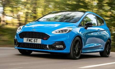 To συλλεκτικό ST Edition είναι το πιο καυτό Ford Fiesta