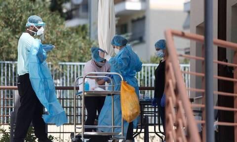 Δημόπουλος: Αναμένουμε αύξηση των κρουσμάτων τους χειμερινούς μήνες