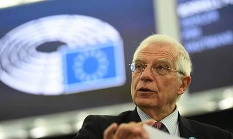 Μπορέλ: «Η ΕΕ εκφράζει την ανησυχία της για την απόφαση Ερντογάν για τα Βαρώσια»