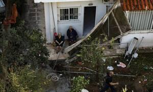 На Крите 3 человека получили травмы в результате шторма и ливневых дождей