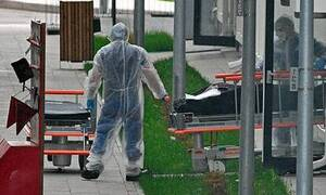 В России зафиксировали рекорд по числу умерших с коронавирусом за сутки