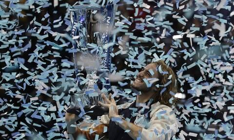 Στέφανος Τσιτσιπάς: Το πρόγραμμα του μέχρι τα ATP Finals