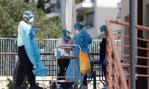 Κορονοϊός: Τρεις θάνατοι μέσα σε λίγες ώρες - Στους 459 οι νεκροί