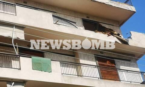 Κακοκαιρία - Νέο Ηράκλειο: Σοκάρει ο γιος της 65χρονης - «Ήταν λιπόθυμη με αίματα στο κεφάλι»