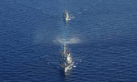 Τουρκικός παροξυσμός: Ψάχνουν παντού τα ελληνικά υποβρύχια