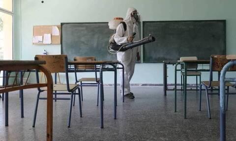 Κορoνοϊός: Αυτά τα σχολεία θα είναι κλειστά την Τετάρτη (14/10) - Δείτε τον χάρτη