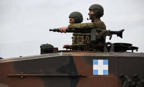 Κλήση των στρατευσίμων της 2020 Γ' ΕΣΣΟ για κατάταξη στον Στρατό Ξηράς