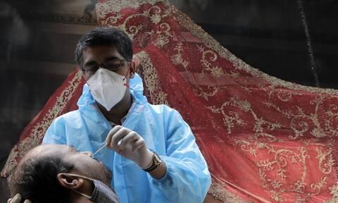 Κορονοϊός - Ινδία: 7,24 εκατομμύρια κρούσματα - Οι θάνατοι πλησιάζουν τους 111.000